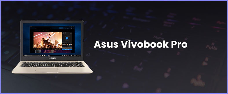 asus vivbook pro review