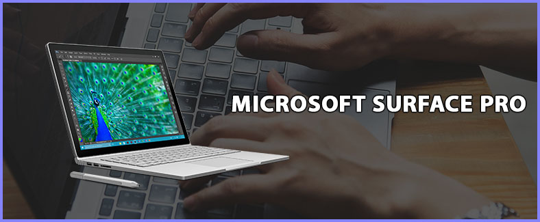 surface pro for writers