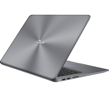 Asus VivoBook F510UA from the back