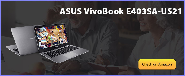 ASUS VivoBook E403SA-US21 review