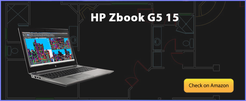 hp zbook g5 15 for auto cad review