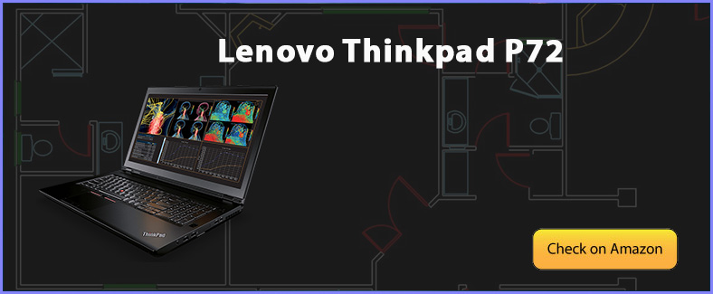 lenovo thinkpad p72 for auto cad review