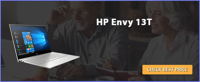 HP Envy 13T review