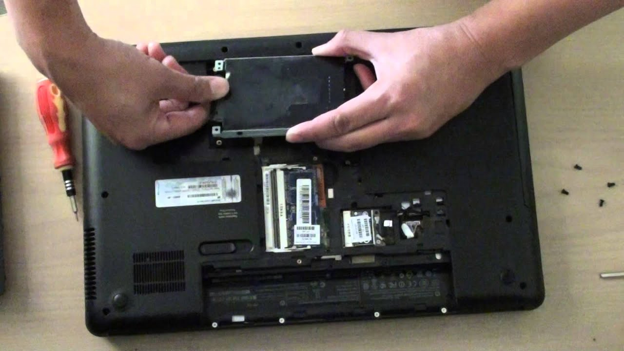 upgrading your laptop hard drive