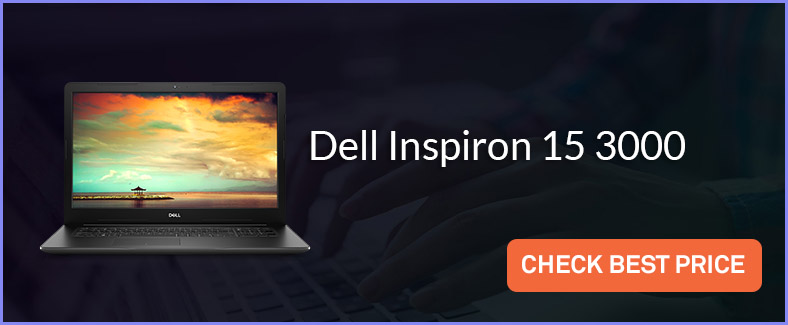 Dell Inspiron 15 3000 test and review