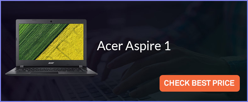 acer aspire 1 test and review