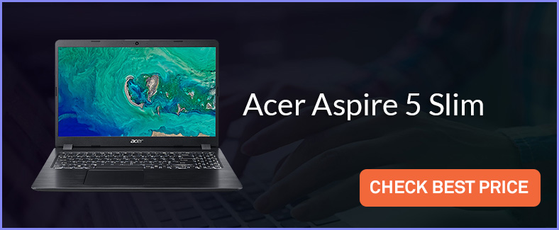 acer aspire 5 slim test and review